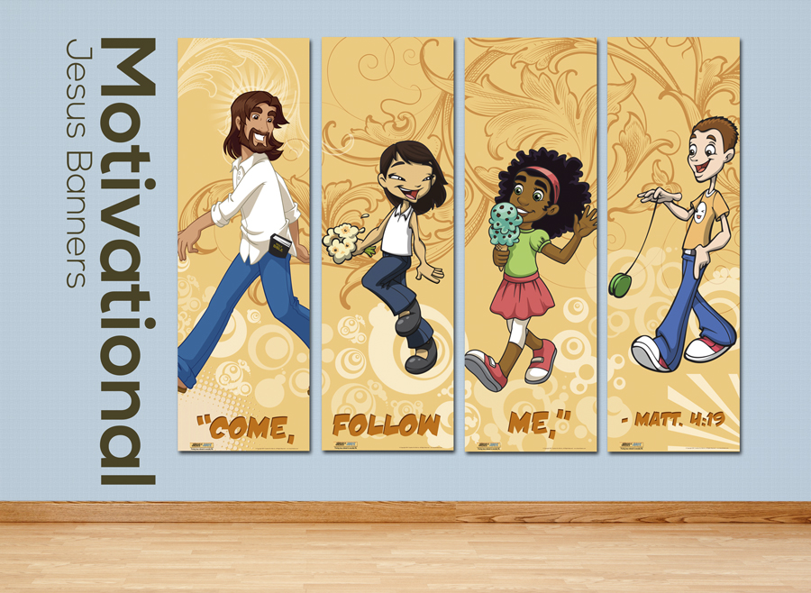 banners creative for kids