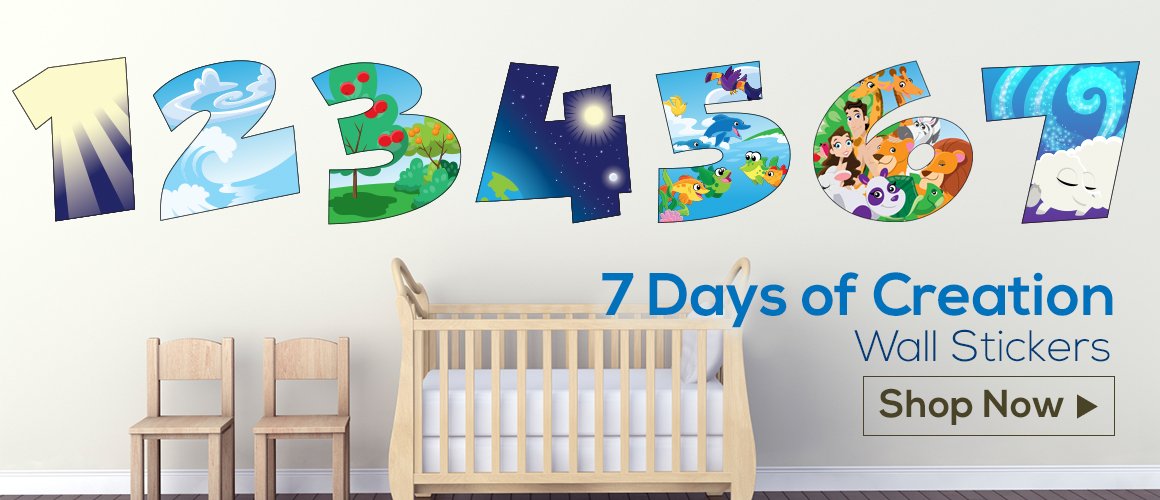 Explore Creative For Kids! Wall Words Wall Stickers