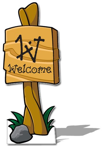 Welcome Wood Sign Stand Up Creative For Kids