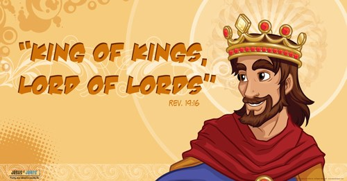 king of kings lord of lords  creative for kids