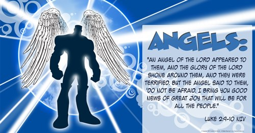 Angels: Do Not Be Afraid