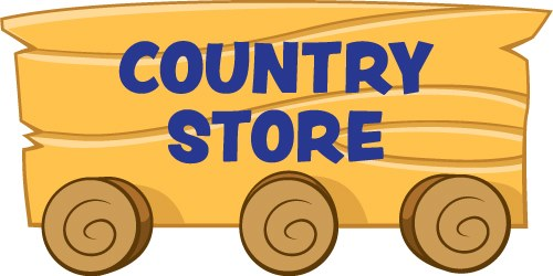 Country Store Sign: Creative for Kids