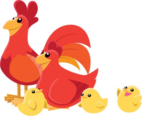 Chicken Clipart For Kids