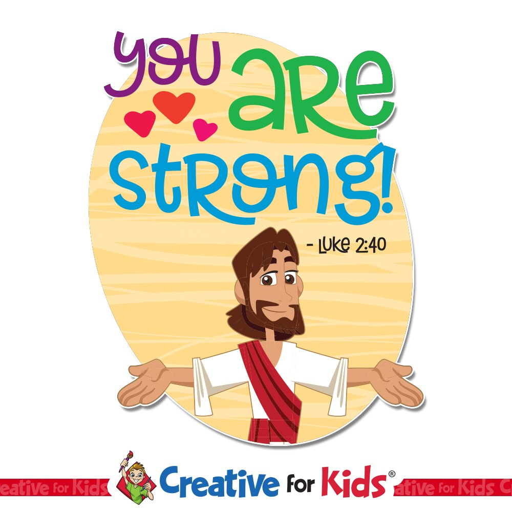 You Are Strong\